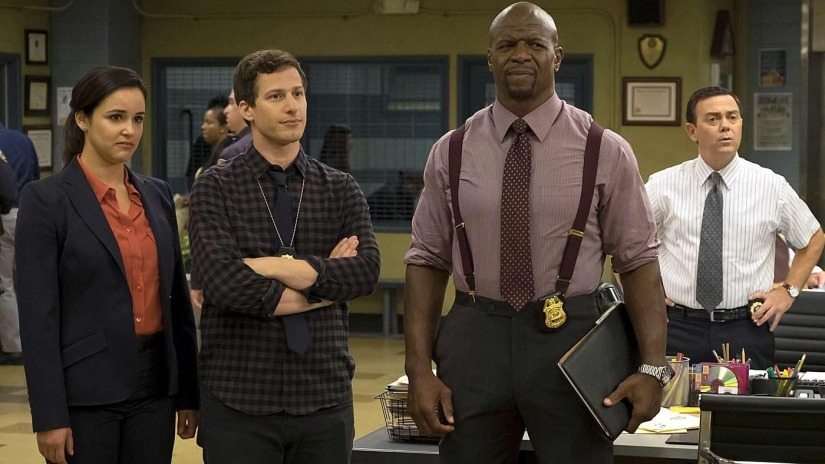 Brooklyn Nine-Nine saved by NBC