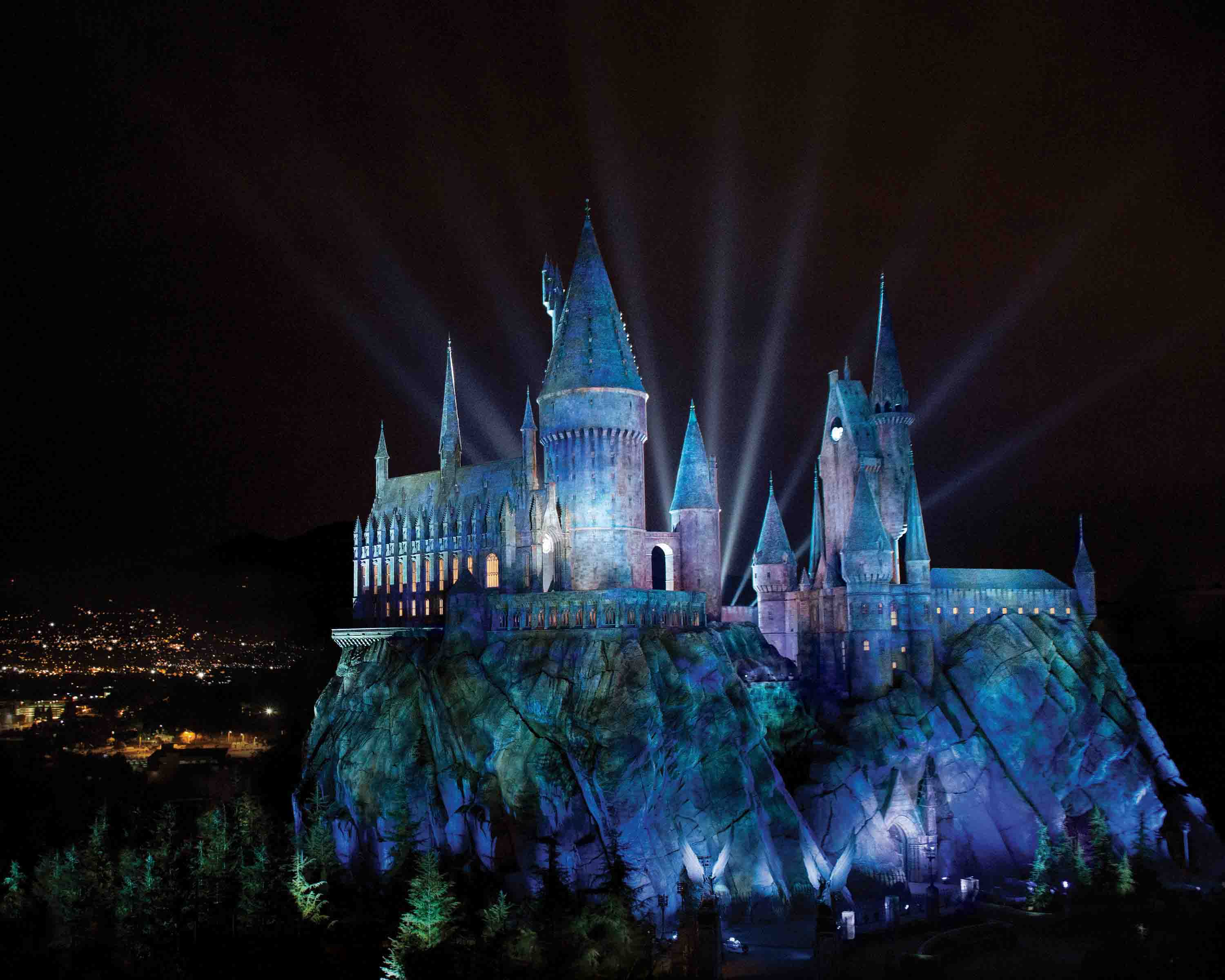 harry potter ride universal studios hollywood opening date