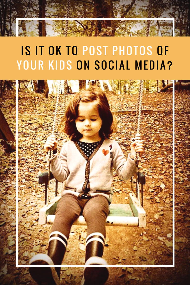 Should You Post Photos Of Your Child On Social