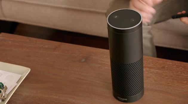 Amazon 聲控揚聲器 Echo,不單可以播放音樂還有更多有趣功能