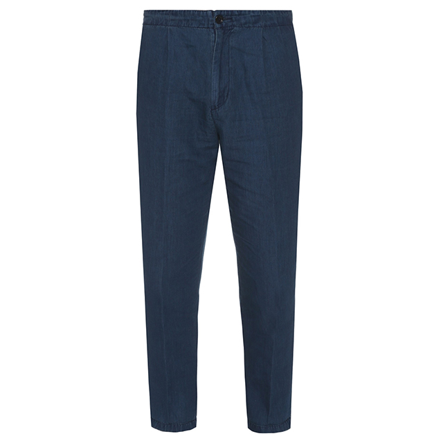 Vince cropped chino trousers