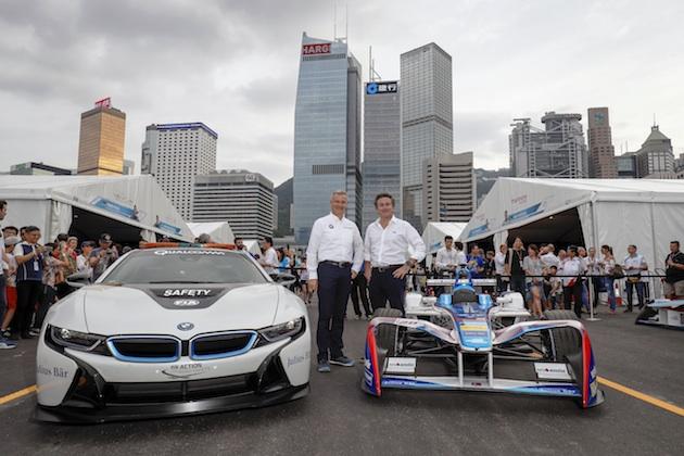 BMW、フォーミュラEに2018-19年シーズンからマニュファクチャラーとして参戦