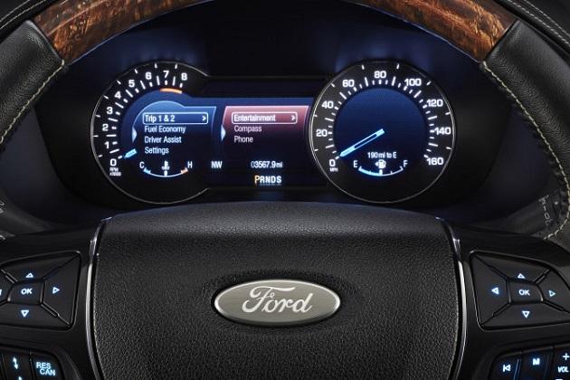 フォード、ドライバーの健康状態をモニターできる技術の特許を取得