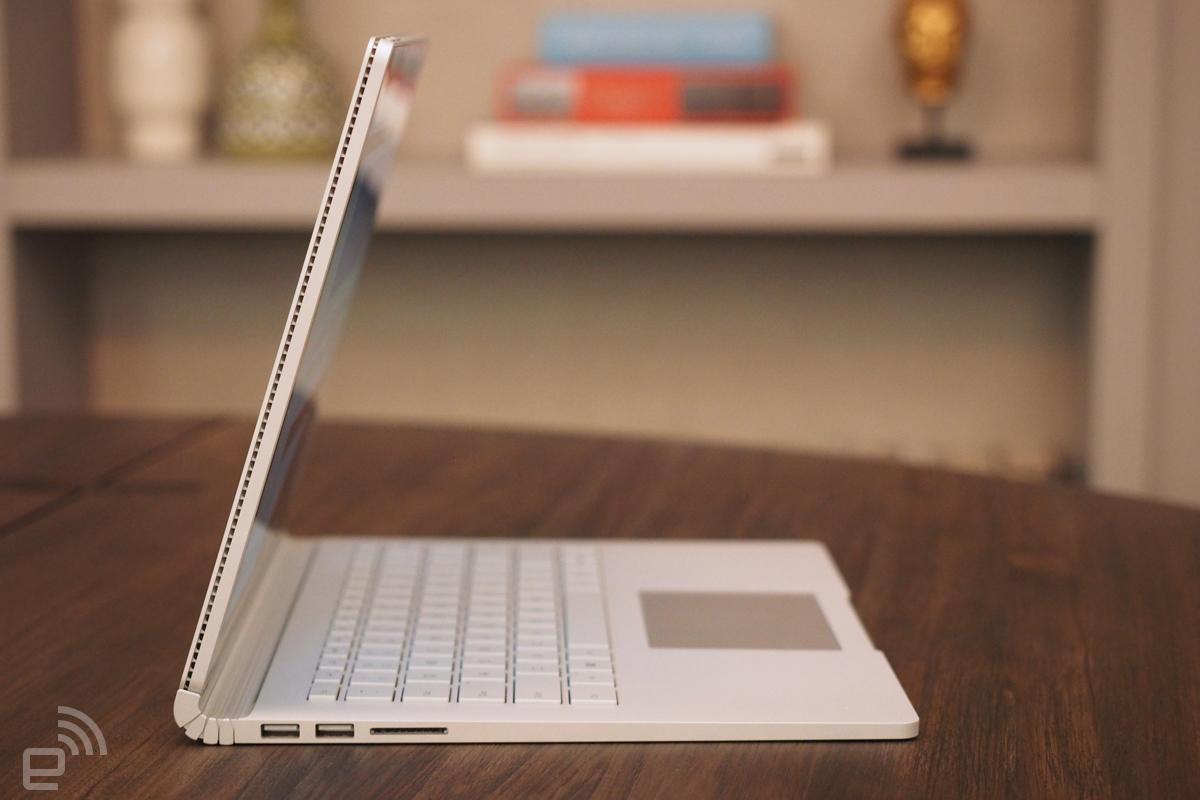 Surface Book 主站评测:虽然不完美,但依然是终极的笔电