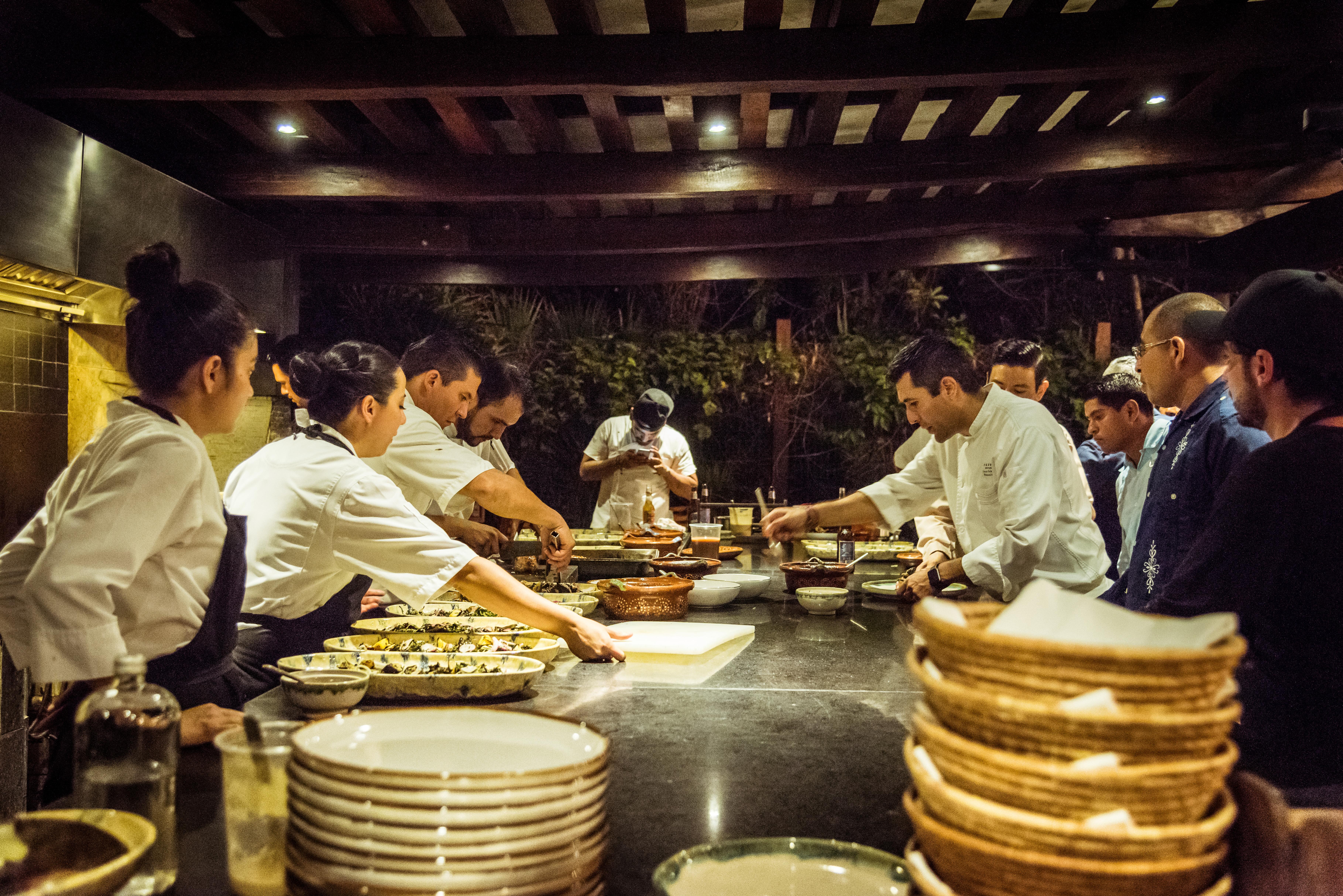 Mexicanos lanzan iniciativa Chefs Amigos del Mar por una pesca