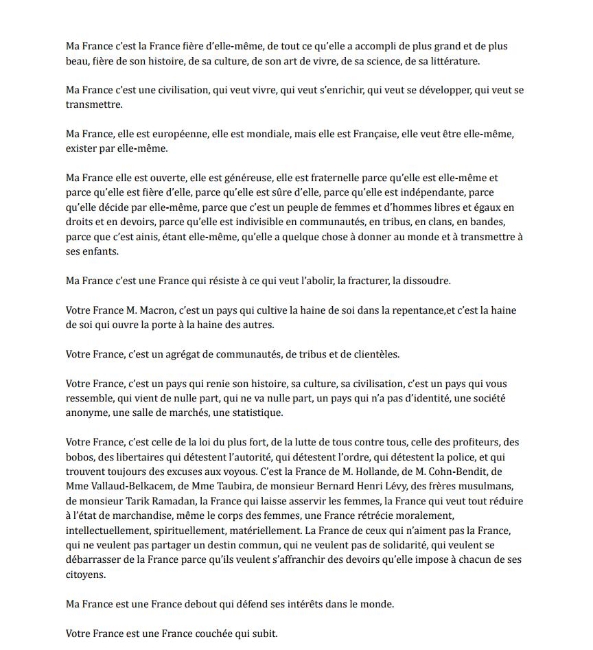 EXCLUSIF - Henri Guaino a fourni des éléments de langage au FN pour le débat d'entre-deux