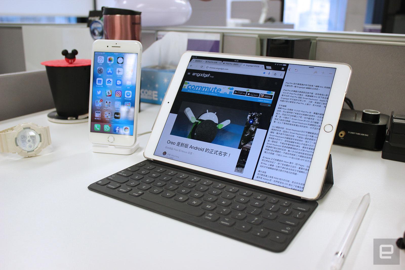 iPad Pro 取代筆電真的有可能嗎?編輯 Eric 來挑戰一下!