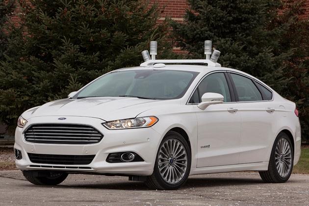 【レポート】フォードが速度と道路勾配を検知するスマートな走行機能を探究中