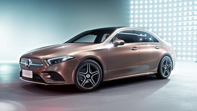 Mercedes-Benz A-Klasse, Z 177, China, Limousine mit langem Radstand   Mercedes-Benz A-Class, Z 177, China, Sedan, long wheel base