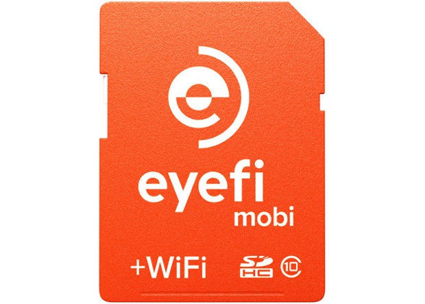 Eyefi 推出為 Mobi 無線記憶卡專用 App 提供的照片同步雲端服務