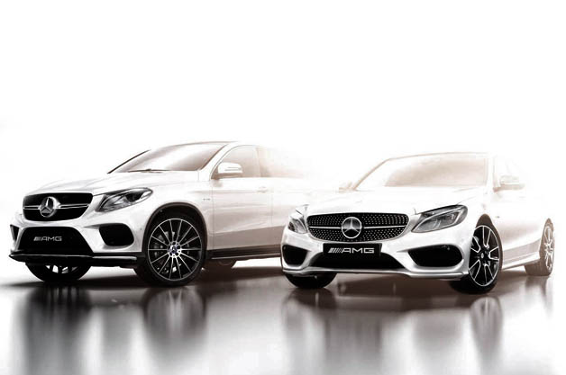 メルセデス、新シリーズとなる「AMGスポーツ」の2モデルを来年1月にお披露目!