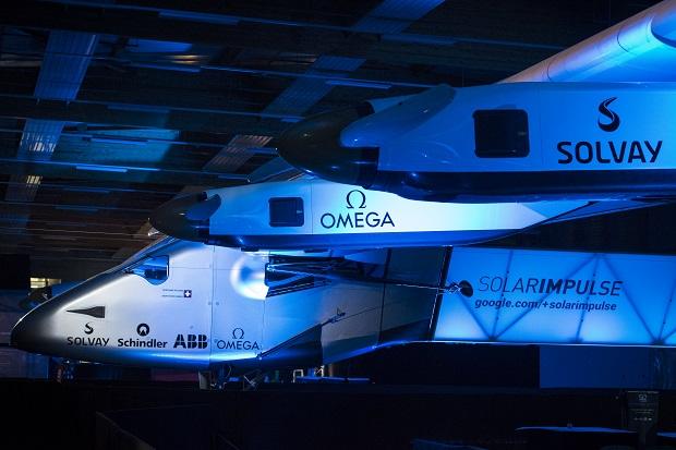 Solar Impulse 2 -- 齐来看看这架可环球飞行的全太阳能飞机吧