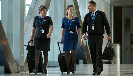 United Offers Flight Attendants Up To $100K To Stay Grounded - AOL ...