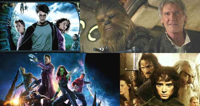 From Star Wars To Harry Potter 12 Best Sci Fi Fantasy