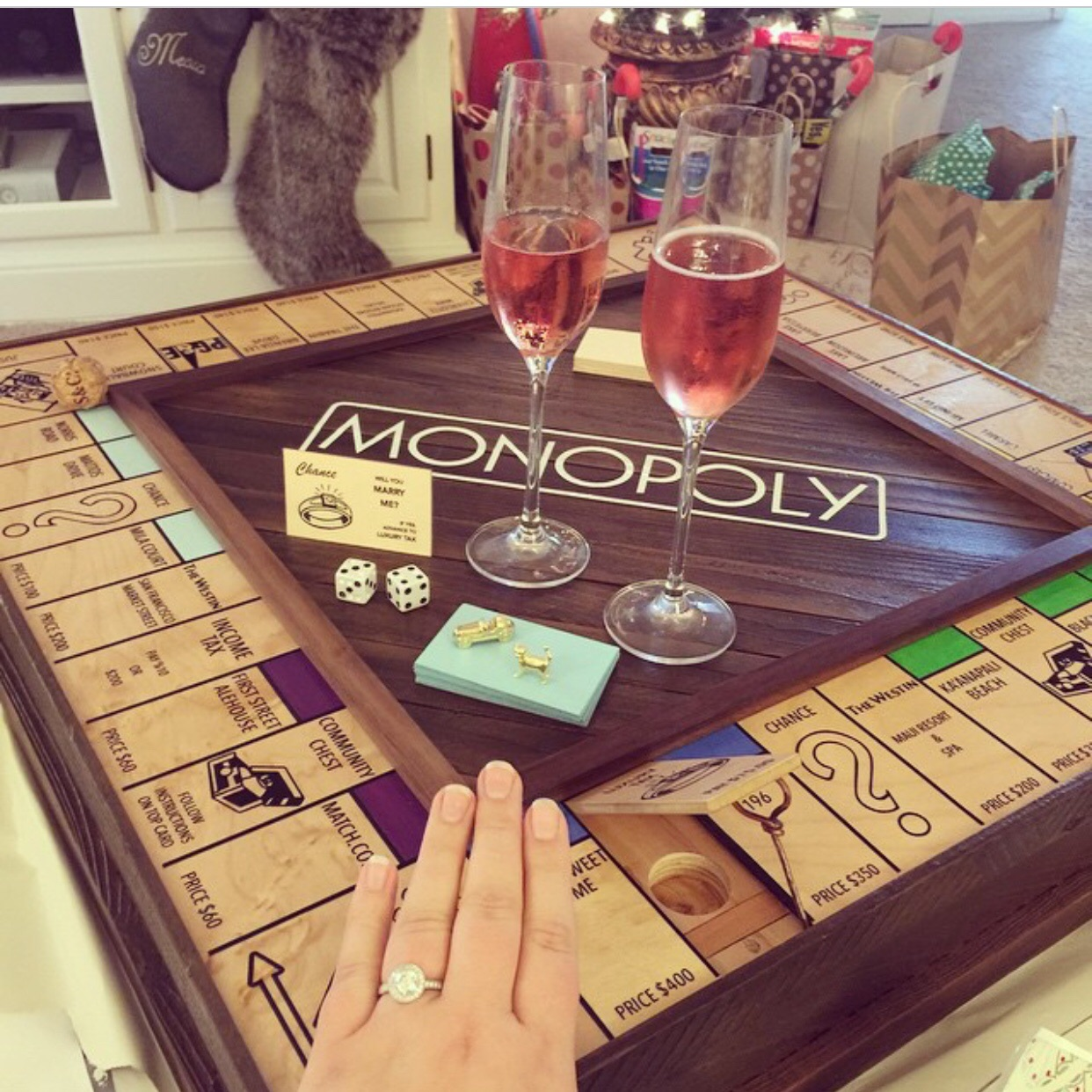 This Monopoly Board Game Proposal Is One Of The Most Creative Things We Ve Ever Seen Aol News