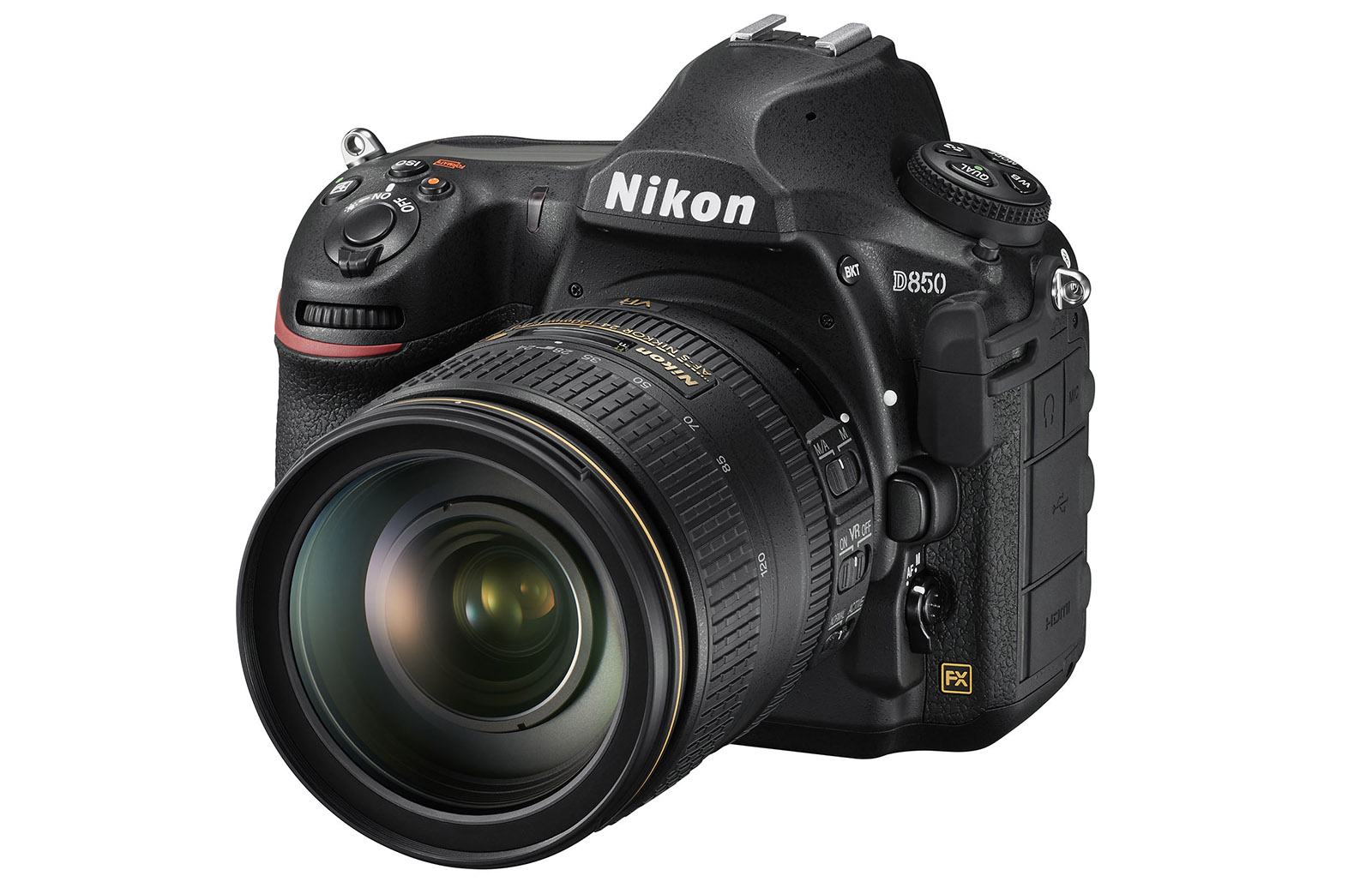 Nikon\'s D850 DSLR blends speed with insane resolution