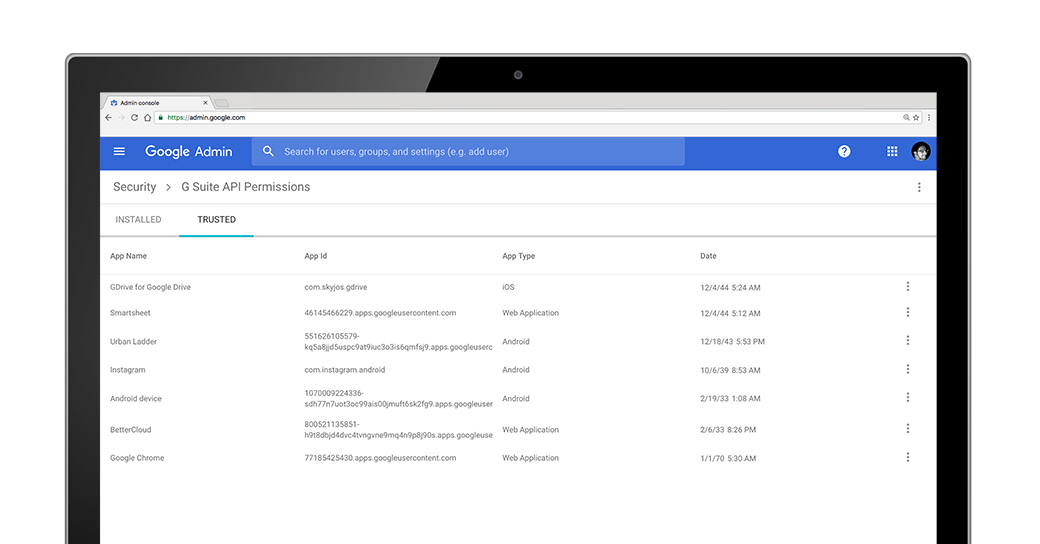 Google announces new security feature for G Suite admins