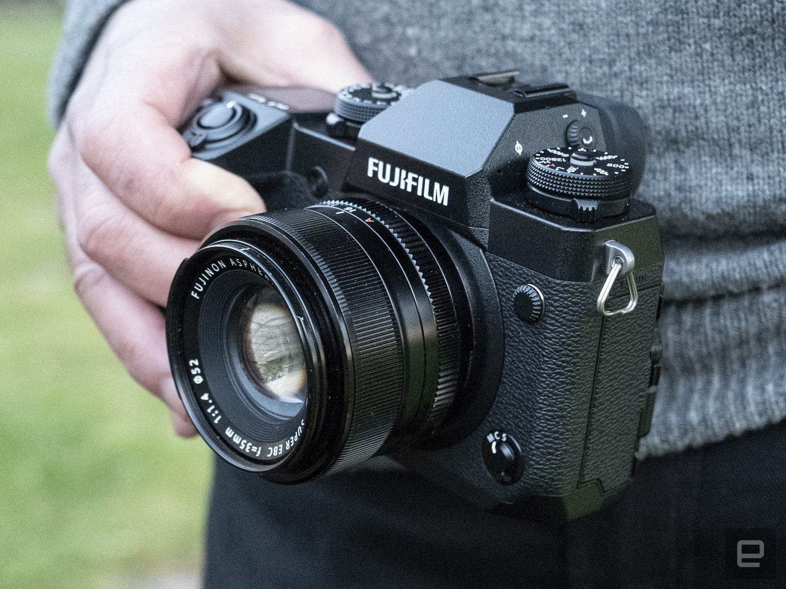 Fujifilm X-H1 review: Beautiful photos, but lacking X-series allure
