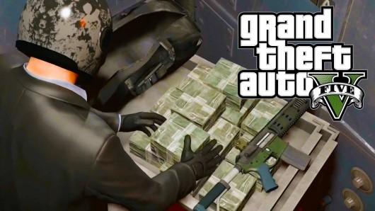 Чит Коды на GTA 5 на Деньги