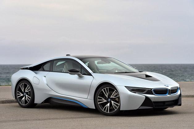【試乗記】 新型BMW「i8」(ビデオ付) 官能的なデザインが技術の素晴らしさを引き立てる