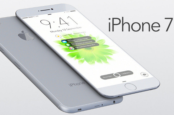 The new iPhone 7