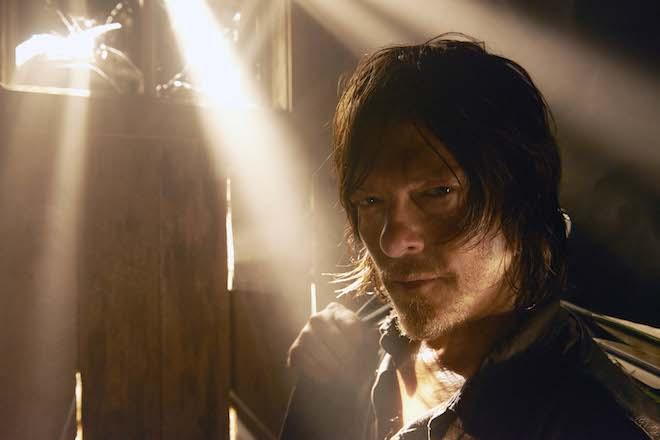 Norman Reedus as Daryl Dixon - The Walking Dead _ Season 5, Gallery - Photo Credit: Frank Ockenfels 3/AMC
