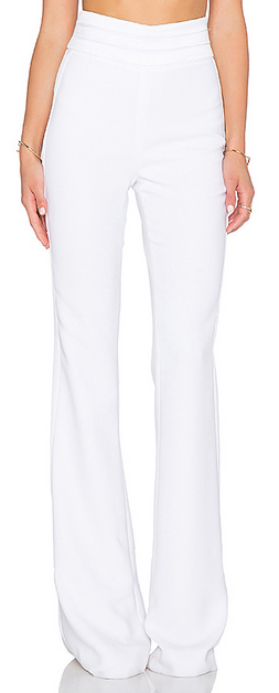Rachel Zoe's ideas for holiday dressing, Rachel Zoe Jolee wide-leg trouser pant