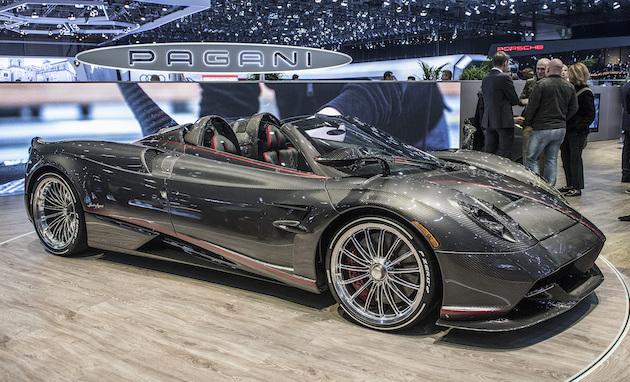 パガーニ創業者、V12を搭載する「ウアイラ」後継モデルと将来に向け電気自動車も開発中と語る