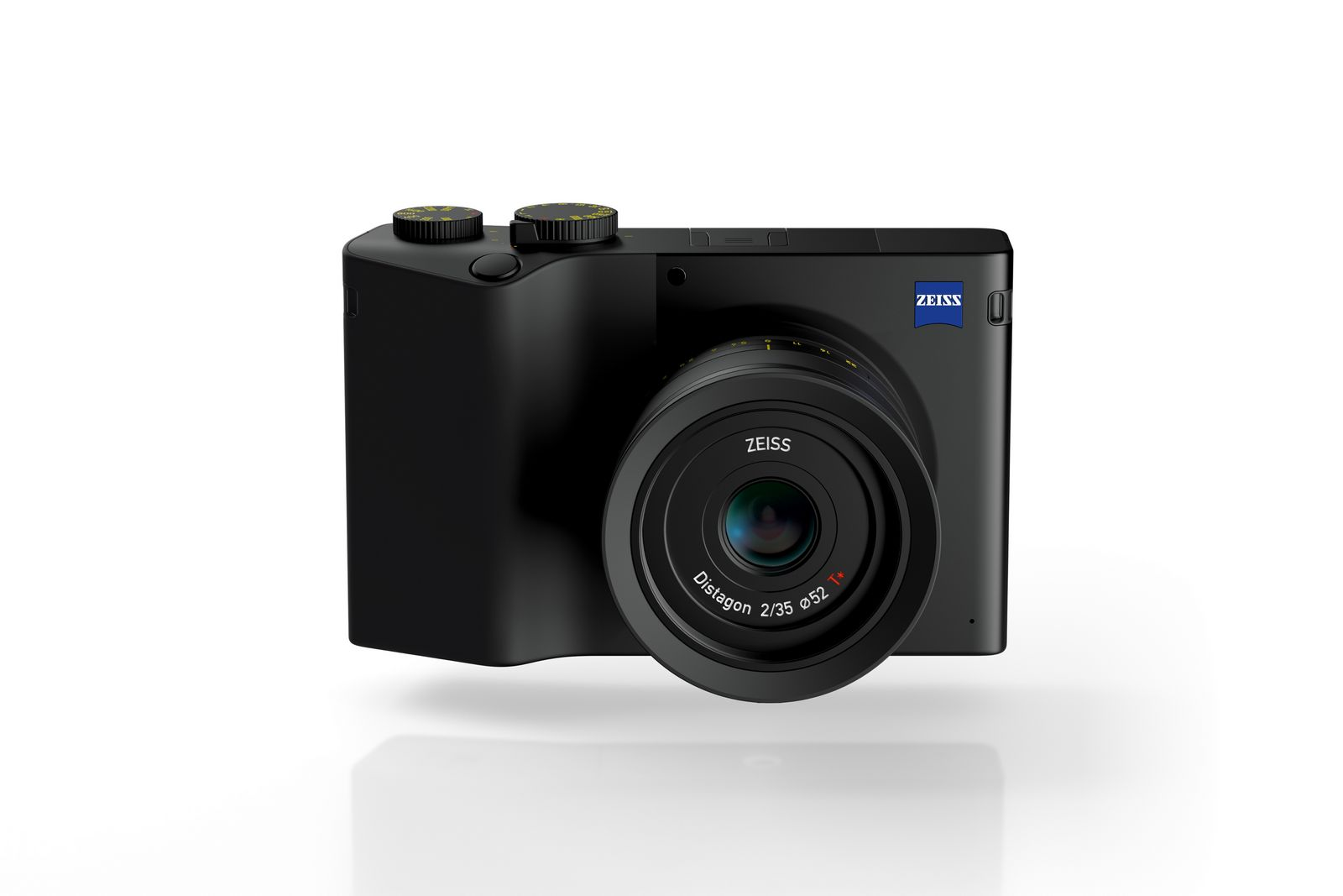 Zeiss' first digital camera is the ZX1 full-frame compact
