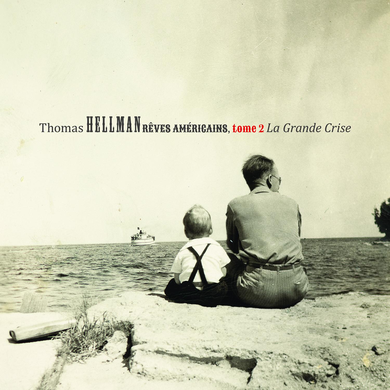 Thomas Hellman a choisi une vieille photo de famille pour mettre sur la pochette de l'album. On y voit...