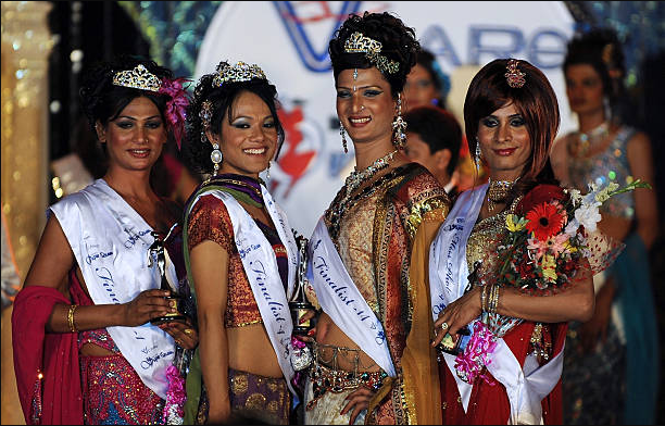 Indian transgender beauty pageant-4559