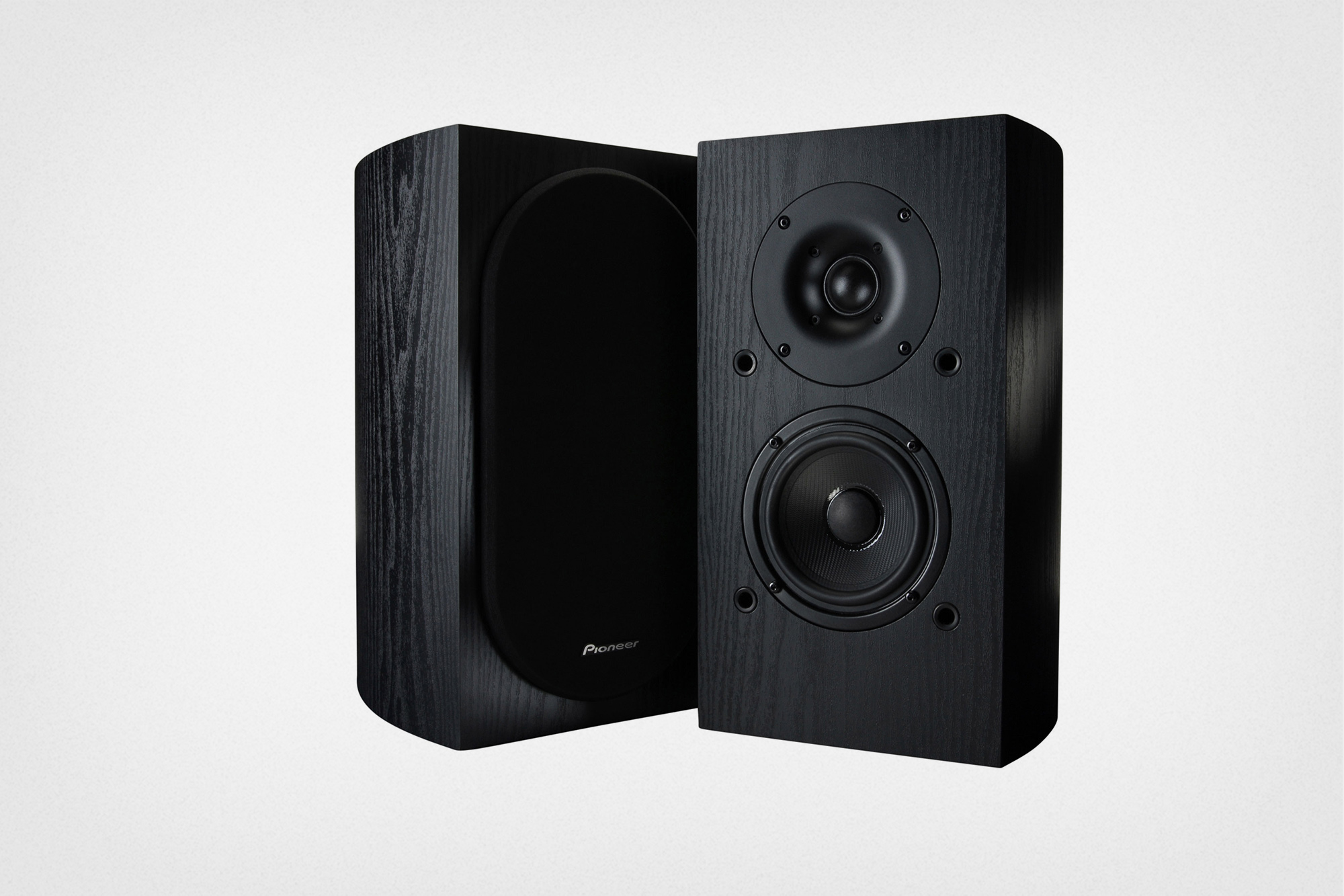 These Speakers Were Part Of Andrew Jones Last Series At Pioneer And Sounded Better Than Any The Other Under 200