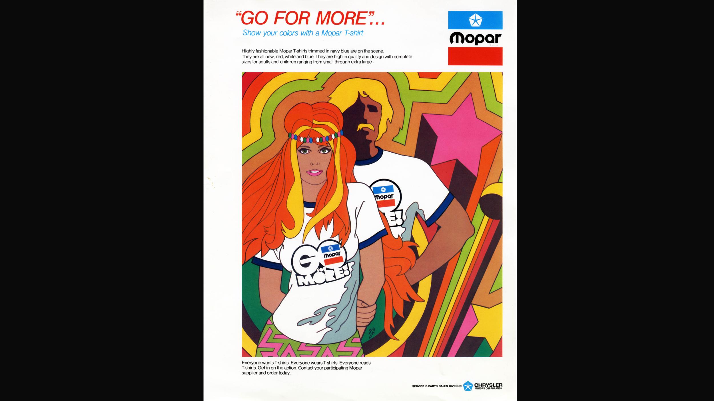 80周年を迎えたMOPARの歴史を、過去の広告で振り返る