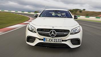 2018 Mercedes-AMG E63S