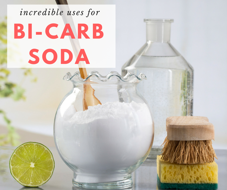 86 Awesome (And Surprising) Ways To Use Bi-Carb