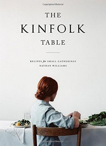 Kinfolk Table cookbook, cookbook gift guide