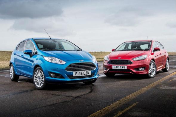 Bestselling cars