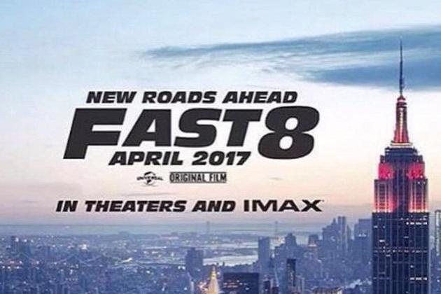 ヴィン・ディーゼル、映画『ワイルド・スピード』第8作目の舞台がニューヨークになる事をほのめかす