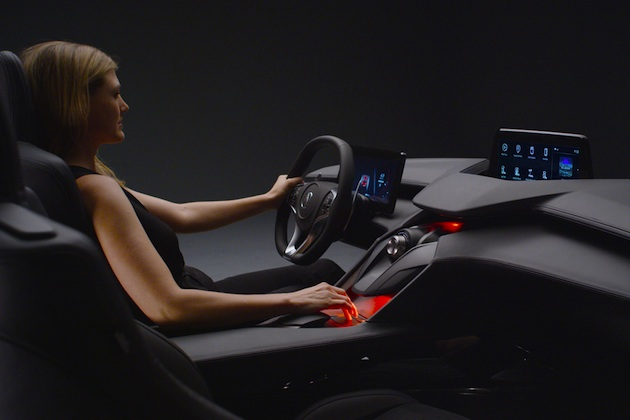 【ビデオ】アキュラ、次世代のデジタル車載インターフェイス「プレシジョン コックピット」を公開