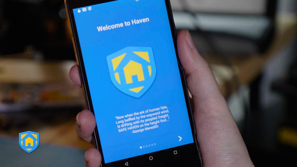 Snowden's 'Haven' app turns smartphone into surveillance device