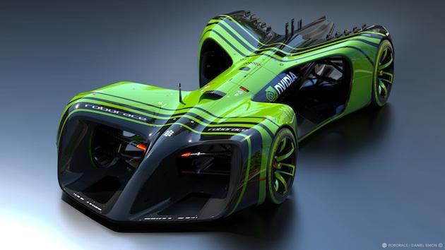 初開催のロボレースにNVIDIAが車載人工知能「DRIVE PX2」を供給へ 勝敗のカギはソフトウェアにあり
