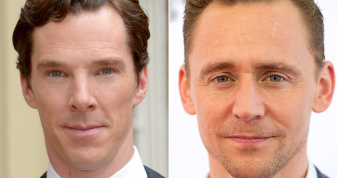 Benedict Cumberbatch Tom Hiddleston