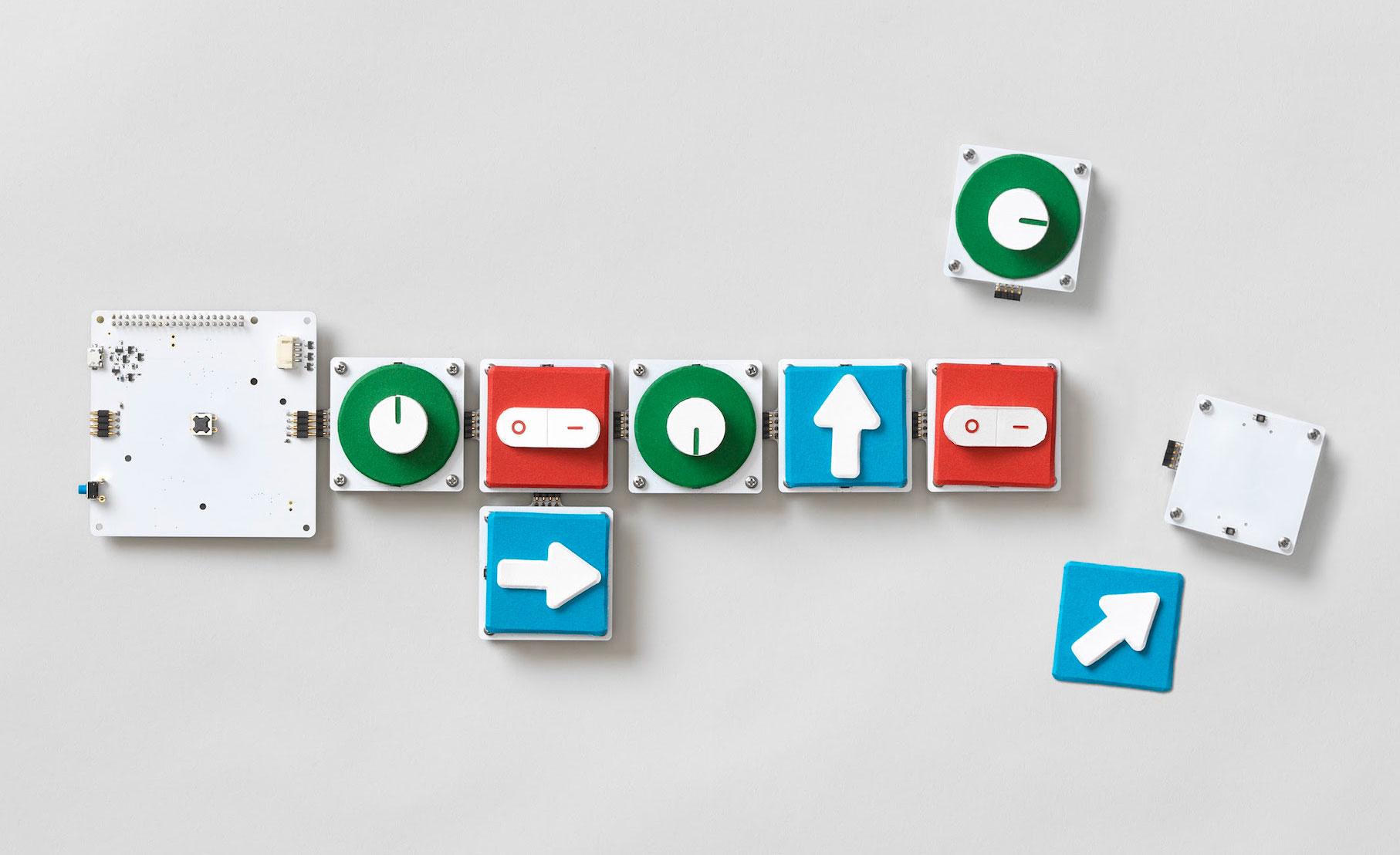 Project Bloks:Google 給小朋友學編程用的開放硬體平台