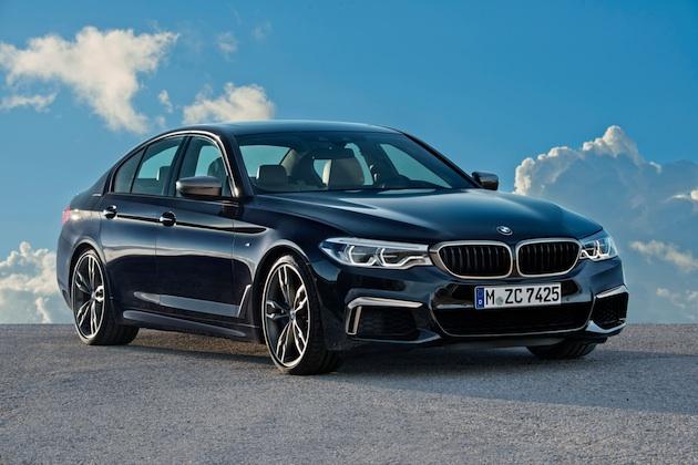 BMW、新型「5シリーズ」に歴代最速の「M550i xDrive」と燃費52.6km/Lの「530e iPerformance」を投入