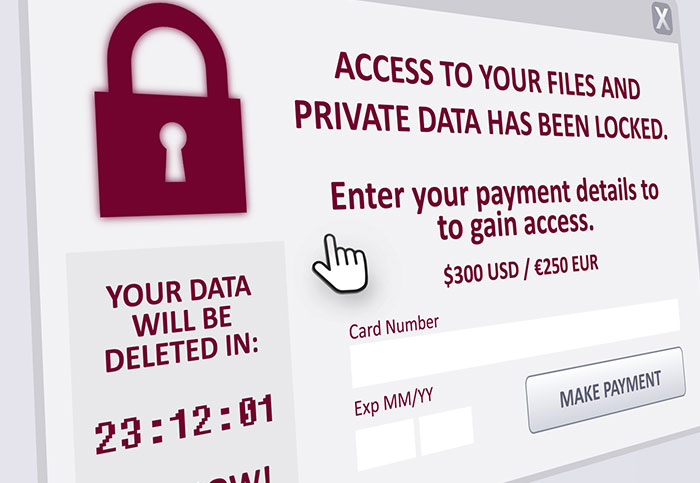 Atlanta government computers hit by ransomware