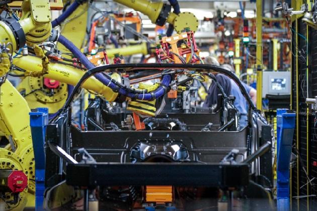GM、米ケンタッキー州の「コルベット」工場に約530億円を投資