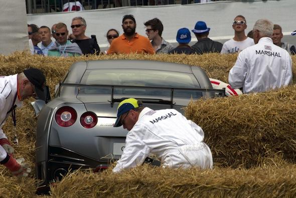 Chris Hoy crash