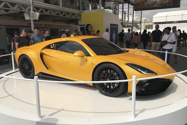 英国のノーブルが、久しぶりの新型モデル「M500」を発表! エンジンは「フォードGT」、ヘッドライトは「コルベット」から!?