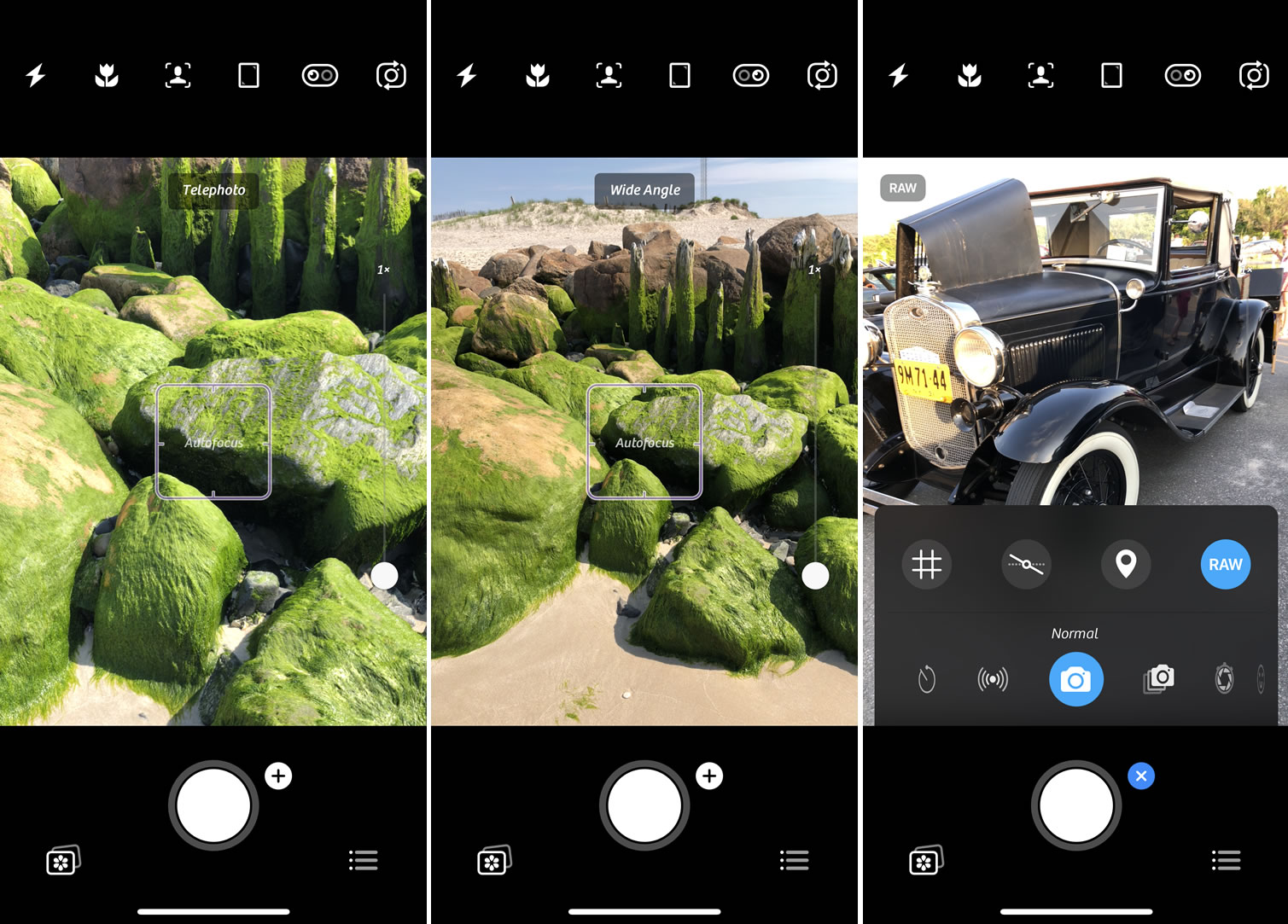 The best iPhone camera apps