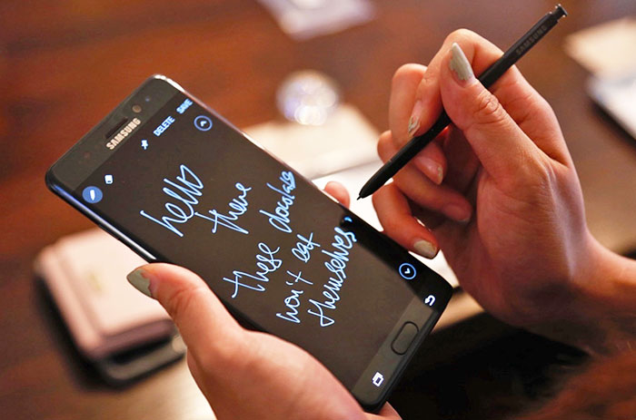 Samsung will reportedly release Note 7 'fandom' edition soon